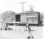 Stock car #5793.<br /> D&amp;RGW