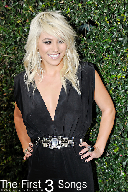 Singer/songwriter BC Jean (Britney Jean Carlson) attends the 2010 American Music Awards VIP After Party hosted by Rolling Stone Magazine at the Rolling Stone Restaurant & Lounge in Los Angeles, California.