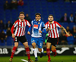 RCD Espanyol 1 v 1 Athletico Club Bilbao - Jornada 19 - La Liga Santander - 14 January 2018