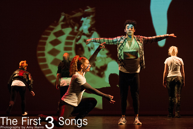 The Exhale Dance Tribe presents RAPTURE at the Aronoff Center for the Arts in Cincinnati, Ohio.