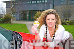 Marie Mahony, who works.in the Motor Tax Office in.Tralee. Drivers who bought.new low CO2 emission cars.from January 1st will be.able to qualify for reduced.motor taxes.   Copyright Kerry's Eye 2008