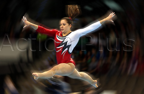 30.11.2012. Stuttgart, Germany.  m Catherine FA AUT Artistic Gymnastics World Cup