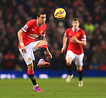 Angel di Maria of Manchester United - Manchester United vs. Burnley - Barclay's Premier League - Old Trafford - Manchester - 11/02/2015 Pic Philip Oldham/Sportimage