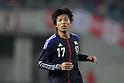 Chikashi Masuda (JPN), FEBRUARY 24, 2012 - Football / Soccer : KIRIN Challenge Cup 2012 mach between Japan 3-1 Iceland at Nagai Stadium in Osaka, Japan. (Photo by Akihiro Sugimoto/AFLO SPORT) [1080]