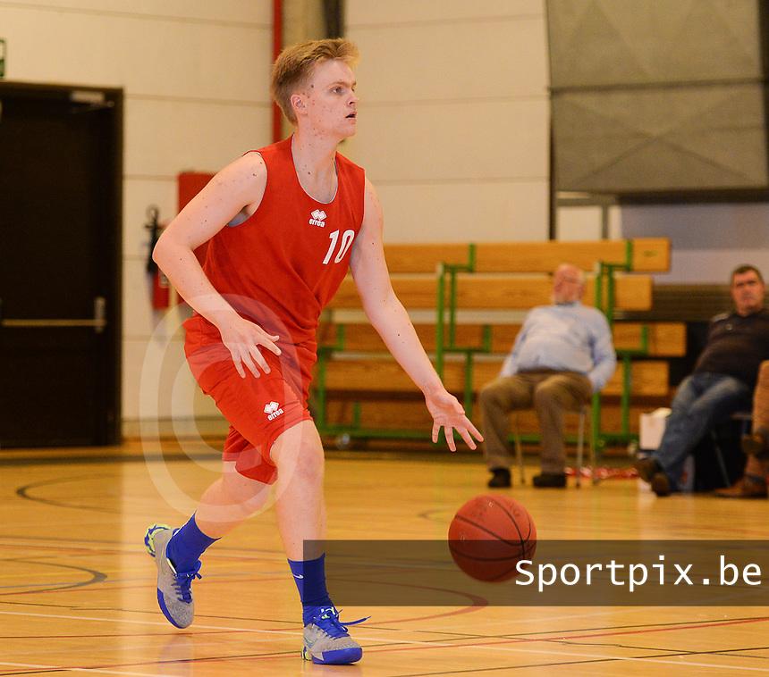 Kortrijk Sport : Simon Loof<br /> Foto VDB / Bart Vandenbroucke