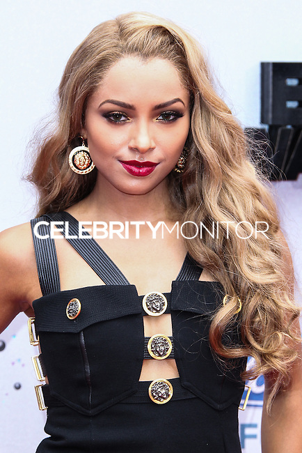 LOS ANGELES, CA - JUNE 30: Kat Graham attends the 2013 BET Awards at Nokia Theatre L.A. Live on June 30, 2013 in Los Angeles, California. (Photo by Celebrity Monitor)