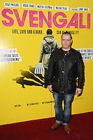 "Roger Evans arrives for the ""SVENGALI"" premiere at the Rich Mix Cinema, Shoreditch,  London. 11/03/2014 Picture by: Steve Vas / Featureflash"