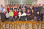 Congratulations -Jimmy & Mary Moore from Chute Hall, seated centre having  a wonderful time with family and friends at the Christening party for their daughter Gemma held in The Ballyroe Heights Hotel on Saturday afternoon following the ceremony in The Church of the Immaculate Conception, Ballymacelligot............................................................................................................................................................................................................................................................................... ............