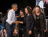 Mana con Obama