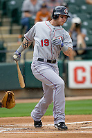 Hamilton, Josh 0753 (Andrew Woolley).jpg. Pacific Coast League Oklahoma City RedHawks against the Round Rock Express at Dell Diamond on May 10th 2009 in Round Rock, Texas. Photo by Andrew Woolley.