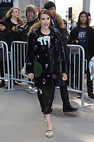 www.acepixs.com<br /> March 23, 2017 New York City<br /> <br /> Emma Roberts at AOL Build conversations on March 23, 2017 in New York City.<br /> <br /> Credit: Kristin Callahan/ACE Pictures<br /> <br /> <br /> Tel: 646 769 0430<br /> e-mail: info@acepixs.com