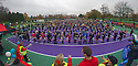 World Record Tennis Keepy Uppy