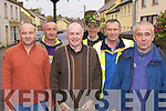 Members of Athea Community Council Ltd. pictured in Athea vilage last Friday, l-r Jim Carmody (supervisor), Philip Kelly, Donal de Barra (chairman), Martin Lyons, Tom O'Brien and Robert Kazimierski