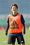 Saori Ariyoshi (JPN), JANUARY 16, 2018 -  Football / Soccer : <br /> Japan women's national team training camp <br /> in Tokyo, Japan. <br /> (Photo by Yohei Osada/AFLO)