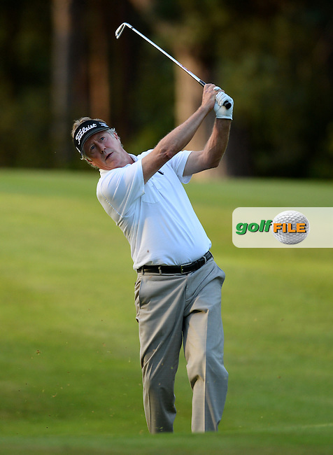 Michael Allen of USA during the Third Round of The Senior Open at Sunningdale Golf Club, Sunningdale, England. Picture: Golffile   Richard Martin-Roberts<br /> All photo usage must carry mandatory copyright credit (&copy; Golffile   Richard Martin- Roberts)
