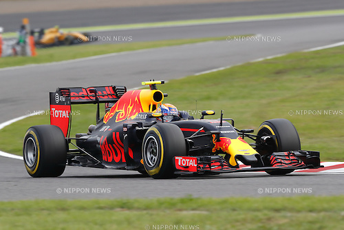 Max Verstappen (NED), <br /> OCTOBER 8, 2016 - F1 : Japanese Formula One Grand Prix Qualifying <br /> at Suzuka Circuit in Suzuka, Japan. (Photo by Sho Tamura/AFLO SPORT) GERMANY OUT