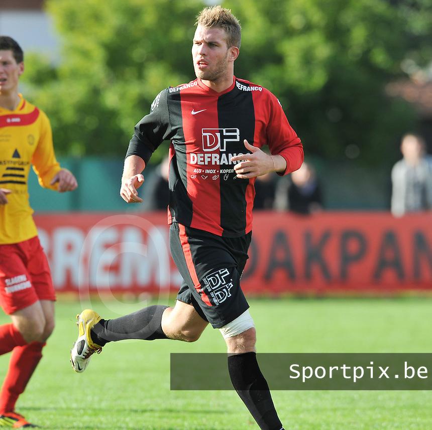 Winkel Sport : Vincent Ramael.foto VDB / BART VANDENBROUCKE