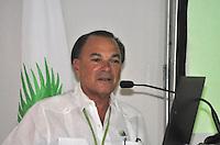 Frank Rainieri en el seminario Aeropuerto Internacional de Punta Cana: Conectando al mundo para la importación y exportación de carga. Fuente externa.