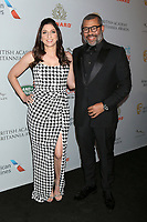 LOS ANGELES - OCT 25:  Chelsea Peretti, Jordan Peele at the 2019 British Academy Britannia Awards at the Beverly Hilton Hotel on October 25, 2019 in Beverly Hills, CA
