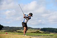 Nick Ludbrook of Tasman. Day One of the Toro Interprovincial Men's Championship, Mangawhai Golf Club, Mangawhai,  New Zealand. Tuesday 5 December 2017. Photo: Simon Watts/www.bwmedia.co.nz