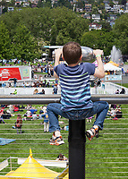 Northwest Folklife Festival, Seattle, WA, USA.
