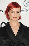 Alison  Sudol arriving at the 2014 Annual Enviromental Media Awards held at Warner Bros. Studios Burbank, CA. October 18, 2014.