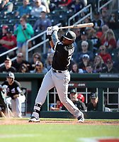 Luis Alexander Basabe - Chicago White Sox 2020 spring training (Bill Mitchell)