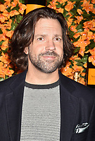 PACIFIC PALISADES, CA - OCTOBER 06: Jason Sudeikis arrives at the 9th Annual Veuve Clicquot Polo Classic Los Angeles at Will Rogers State Historic Park on October 6, 2018 in Pacific Palisades, California.<br /> CAP/ROT/TM<br /> &copy;TM/ROT/Capital Pictures