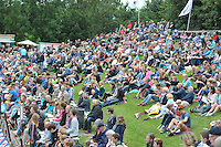 FIERLJEPPEN: WINSUM: Accommodatie St. Japik, 13-08-2016, FK Fierljeppen, ©foto Martin de Jong
