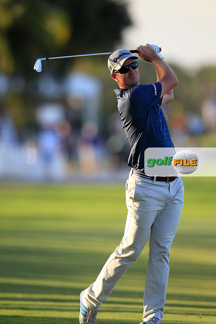 Justin Rose (ENG) during the 2nd round at the WGC Cadillac Championship, Blue Monster, Trump National Doral, Doral, Florida, USA<br /> Picture: Fran Caffrey / Golffile