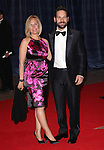 Paul Rudd & Julie Yaeger.attending the 98th Annual White House Correspondents' Association Dinner at the Washington Hilton on April 28, 2012 in Washington, DC.