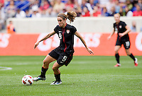 Heather O'Reilly. The USWNT defeated Mexico, 1-0, during the game at Red Bull Arena in Harrison, NJ.