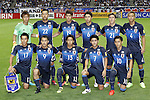 Japan National Team Group line-up, SEPTEMBER 1, 2016 - Football / Soccer :<br /> FIFA World Cup Russia 2018 Asian Qualifier<br /> Final Round Group B<br /> between Japan - United Arab Emirates<br /> at Saitama Stadium 2002, Saitama, Japan.<br /> (Photo by Yusuke Nakanishi/AFLO SPORT)