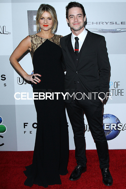 BEVERLY HILLS, CA - JANUARY 12: Ali Fedotowsky, Kevin Manno at the NBC Universal 71st Annual Golden Globe Awards After Party held at The Beverly Hilton Hotel on January 12, 2014 in Beverly Hills, California. (Photo by David Acosta/Celebrity Monitor)