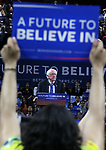 Democratic Presidential candidate Bernie Sanders at Rutgers Athletic Center in Piscataway on Sunday May 8, 2016.<br /> <br /> <br /> ON SUNDAY MAY 8, 2016<br /> <br /> <br /> COPYRIGHT:<br /> MARK R. SULLIVAN/markrsullivan.com&copy;2016