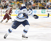 (Stephen Gionta) Steve Mullin - The Boston College Eagles defeated the University of Maine Black Bears 4-1 in the Hockey East Semi-Final at the TD Banknorth Garden on Friday, March 17, 2006.