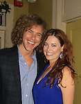 General Hospital Kristen Alderson poses with Frank Eudy (Big Brother 14) at SoapFest's Celebrity Weekend - Celebrity Karaoke Bar Bash - autographs, photos, live auction raising money for kids on November 10, 2012 at Bistro Soleil at Old Historic Marco  Island, Florida. (Photo by Sue Coflin/Max Photos)