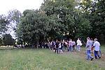 Uzes Danse Festival 2010<br /> Danses Libres<br /> Choregraphie : Fran&ccedil;ois Malkovsky<br /> Avec : Cecilia Bengolea, Suzanne Bodak, Fran&ccedil;ois Chaignaud, Lenio Kaklea, Mickael Phelippeau<br /> Le 12/06/2010<br /> Parc du Duch&eacute;, Uzes<br /> &copy; Laurent Paillier / photosdedanse.com<br /> All rights reserved