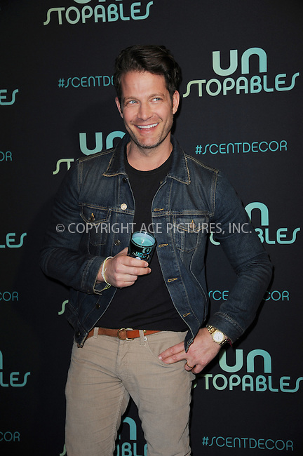 WWW.ACEPIXS.COM<br /> February 19, 2015 New York City<br /> <br /> Nate Berkus attending the Unstopables Launch Event at Maison 24 on February 19, 2015 in New York City. <br /> <br /> Please byline: Kristin Callahan/AcePictures<br /> <br /> ACEPIXS.COM<br /> <br /> Tel: (646) 769 0430<br /> e-mail: info@acepixs.com<br /> web: http://www.acepixs.com