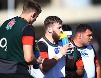 Luke Cowan-Dickie (Exeter Chiefs) during the England Rugby training session at  Jonsson Kings Park Stadium,Durban.South Africa. 05,06,2018 Photo by (Steve Haag)