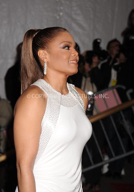 WWW.ACEPIXS.COM . . . . . ....May 5 2008, New York City....Actress/singer Janet Jackson arriving at the Metropolitan Museum of Art Costume Institute Gala, Superheroes: Fashion and Fantasy, held at the Metropolitan Museum of Art on the Upper East Side of Manhattan.....Please byline: KRISTIN CALLAHAN - ACEPIXS.COM.. . . . . . ..Ace Pictures, Inc:  ..(646) 769 0430..e-mail: info@acepixs.com..web: http://www.acepixs.com