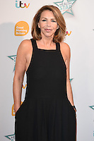 Leslie Ash<br /> arrives for the Good Morning Britain Health Star Awards 2016 at the Park Lane Hilton, London<br /> <br /> <br /> &copy;Ash Knotek  D3107 14/04/2016
