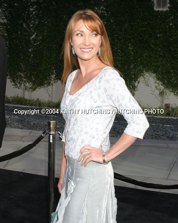 """©2004 KATHY HUTCHINS /HUTCHINS PHOTO.LEMONY SNICKETS - .A SERIES OF UNFORTUNATE EVENTS"""".LOS ANGELES, CA.DECEMBER 12, 2004..JANE SEYMOUR.."""