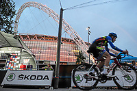 Picture by Simon Wilkinson/SWpix.com - 16/05/2017 - Cycling - Tour Series Round 4, Wembley - The mens Tour Series race goes around Wembley stadium.