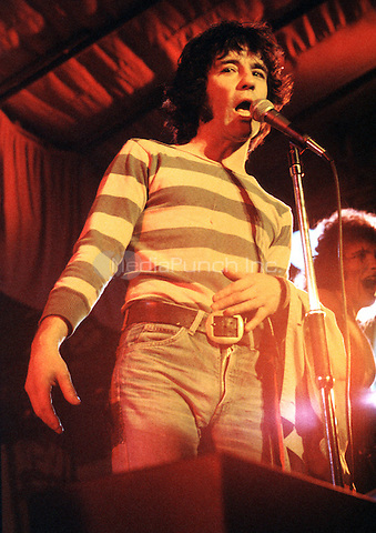 The Sensdational Alex Harvey Band Reading Festival, Reading UK 23 August 1974. Credit: Ian Dickson/MediaPunch