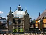 Kienesa (świątynia) karaimska znajdująca się w Trokach przy ulicy Karaimskiej.