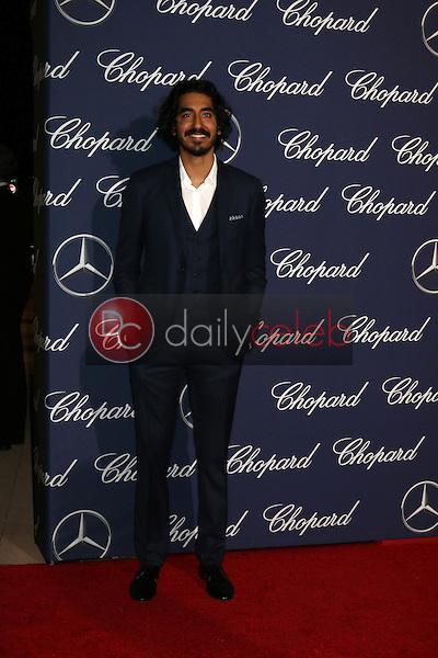 Dev Patel<br /> at the 2017 Palm Springs International Film Festival Gala, Palm Springs Convention Center, Palm Springs, CA 12-02-17<br /> David Edwards/DailyCeleb.com 818-249-4998
