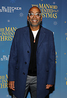 NEW YORK, NY - NOVEMBER 12:  Bharat Nalluri attends 'The Man Who Invented Christmas' New York Screening at Florence Gould Hall on November 12, 2017 in New York City. <br /> CAP/MPI/JP<br /> &copy;JP/MPI/Capital Pictures