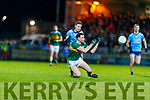 Jack Barry Kerry in action against Dean Rock Dublin during the Allianz Football League Division 1 Round 3 match between Kerry and Dublin at Austin Stack Park in Tralee, Kerry on Saturday night.