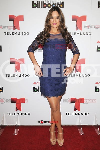MIAMI, FL - FEBRUARY 05: Sabrina Seara at the Telemundo and Premios Billboard 2013 Press Conference at Gibson Miami Showroom on February 5, 2013 in Miami, Florida. © MPI10/MediaPunch Inc /NortePhoto